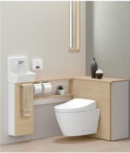 システムトイレ